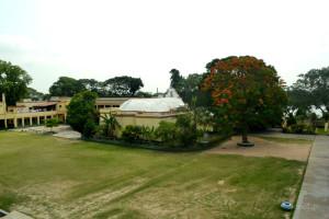 Campus & chapel